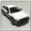 COROLLA LEVIN GT-APEX (AE86)