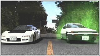 全国対戦|20121206|TRUENO GT-APEX (AE86)