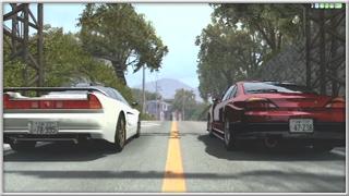 全国対戦|20121209|Silvia spec-R (S15)