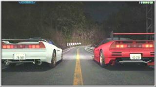 公道最速伝説|北条豪|NSX (NA1)