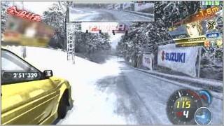 ドッグファイト 土坂(雪)