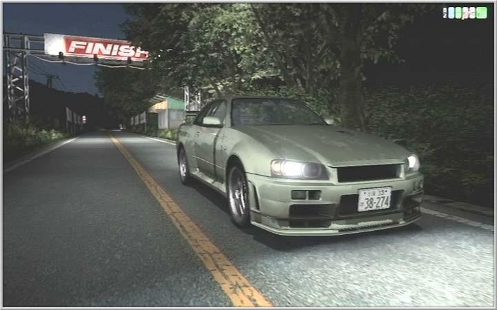 星野好造 SKYLINE GT-R V・specII Nür [BNR34]