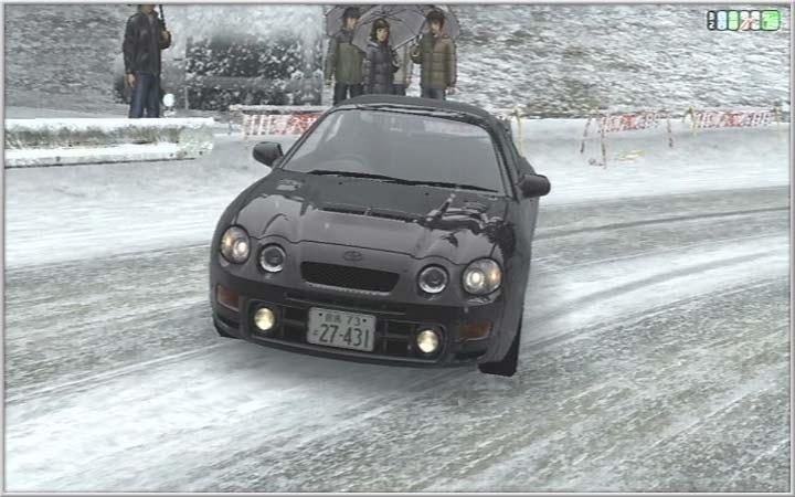 御木 CELICA GT-FOUR [ST205]
