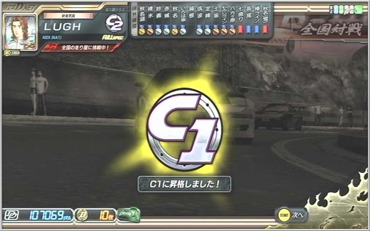 走り屋クラスC1