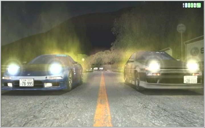 全国対戦 TRUENO GT-APEX (AE86)