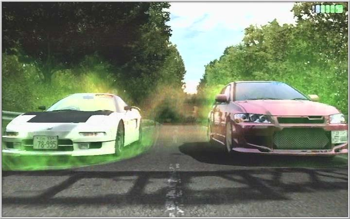 全国対戦 LANCER EVOLUTION VII (CT9A)